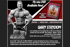 2005 Ad for Gary Strydom DVD