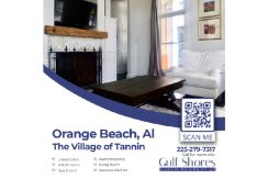 QR ad for Gulf Shores Beach Properties